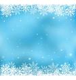 Blue snow mesh background