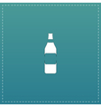 Bottle of beer - vector image
