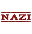 Nazi Watermark Stamp vector image vector image