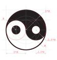 YinYang2012 vector image