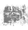 black grunge stripped background vector image