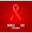 hivaids awareness vector image