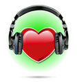 i love music 2 vector image
