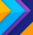 Modern Material Design Abstract Background EPS10 vector image vector image