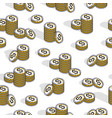 money coins seamless background backdrop for vector image vector image
