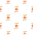 money box pattern flat vector image vector image