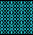 seamless geometric winter snow pattern wallpaper vector image vector image