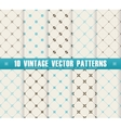 seamless tile pattern Modern stylish vector image vector image