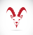 image goat vector image vector image