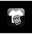 tshirt price vector image vector image