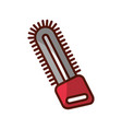 chainsaw farm isolated icon vector image vector image