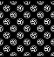 seamless black volleyball background
