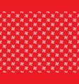 swastika seamless pattern vector image vector image