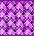 geometrical seamless abstract square pattern vector image vector image