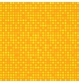 Yellow warm digital seamless pattern background vector image