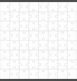creative of jigsaw puzzle vector image