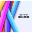 colorful abstract background concept vector image