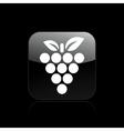 grape single icon vector image vector image