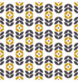 abstract seamless geometric pattern in vector image
