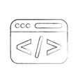 Template web programming language