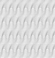 Shades of gray irregular waves vector image