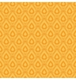 Pineapple texture seamless pattern vector image
