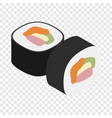 Sushi isometric icon