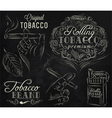 Tobacco chalk vector | Price: 3 Credits (USD $3)