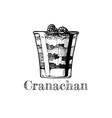 cranachan vector image