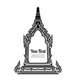 line thai art thailand