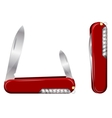 Swiss army knife vector | Price: 3 Credits (USD $3)