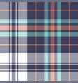 tartan check plaid pattern background vector image vector image