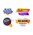big sale choice black friday vector image