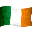 flag ireland vector image