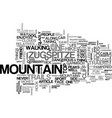 where i draw the line the zugspitze text word vector image vector image