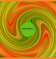 abstract colorful wave line with space your vector image vector image