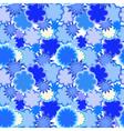 flowerpattern vector image vector image