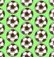 FootballBall vector image vector image