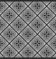 metallic seamless pattern vector image