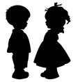 Boy and girl vector | Price: 1 Credit (USD $1)