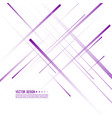 abstract background with straight lines vector image vector image