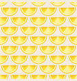 abstract lemon seamless pattern background with vector image