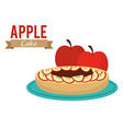 delicious food design vector image