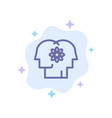 talent human improvement management people blue vector image