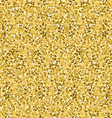 Gold texture Yellow Gold Pattern Background vector image vector image