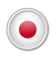japanese icon on white background vector image