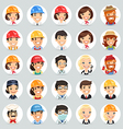 professions icons set1 2 vector image vector image
