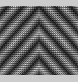 seamless black corner background vector image vector image