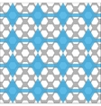 seamless pattern with geometric shapes vector image vector image
