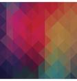 Triangle neon geometric background
